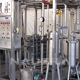 Milk Processing Plants Equipments Dairy