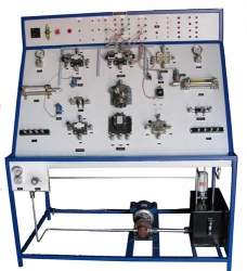 Hydraulic & Pneumatic Training Workstation Equipments