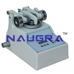 Abrasion Tester (for sole leather)