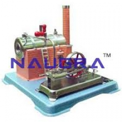 Models of Steam Engines and Accessories