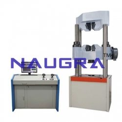 Steel Testing Lab Equipments