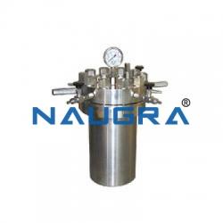 Pressure Reactors Autoclaves Vessels System