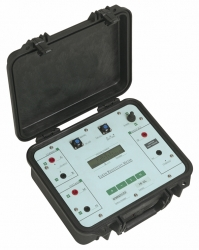 Earth Resistivity Meters Equipment