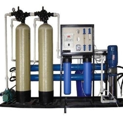 Water Treatment Equipment Lab