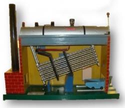 Heat Engine Boiler Models