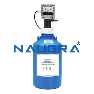 Water Demineralizer, Type DI-425