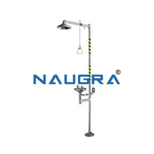 Eyewash and Safety Shower NEI 400
