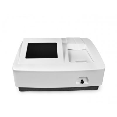 Double Beam Spectrophotometer Wavelength Range 190-1100nm