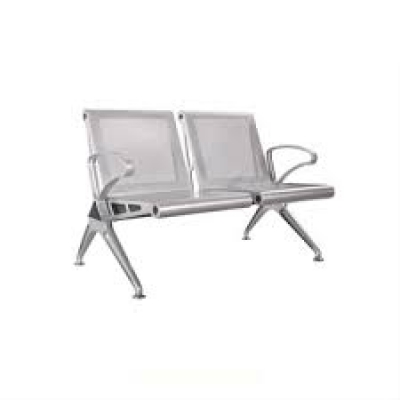 Waiting Chair Metal 2 Seater