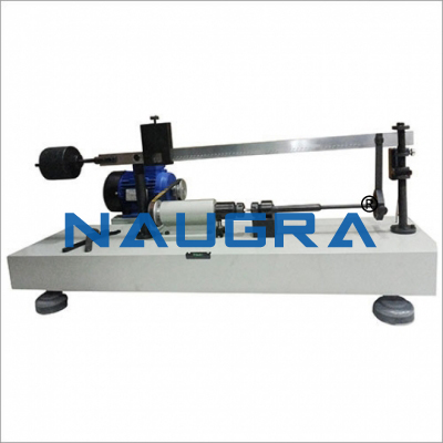 Rotating Fatigue Machine