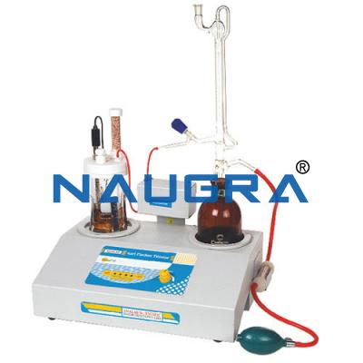 Naugra Lab Auto Karl Fischer Titrimeter