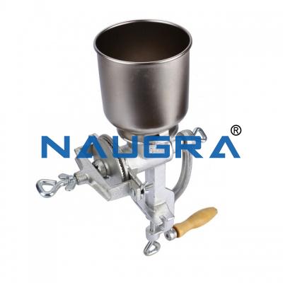 Naugra Lab Hand Grind Mill