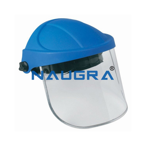 Face Protection Face Shield Welding Blue
