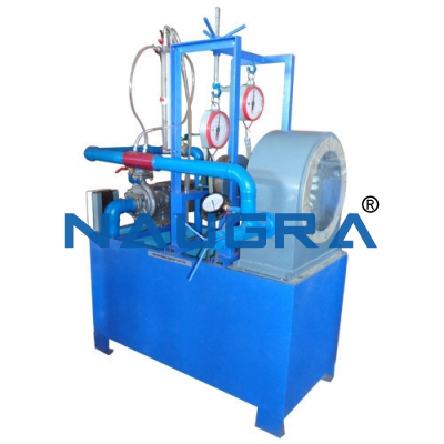 PELTON WHEEL TURBINE TEST RIG- 1HP