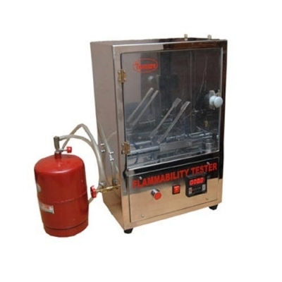 Inclined Plane Flammability Tester Machines