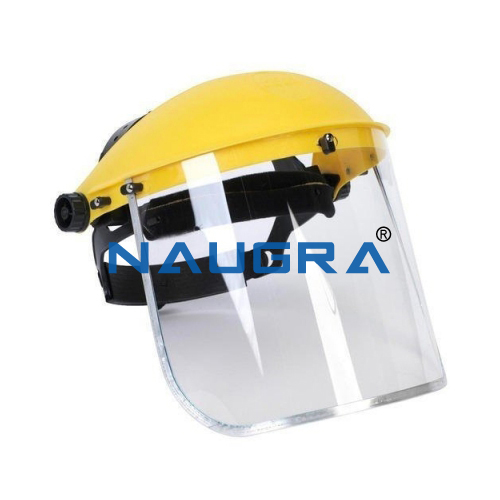 Face Protection Face Shield Welding Yellow