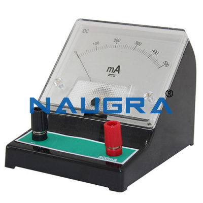 Meter Round Dial with Top Terminal