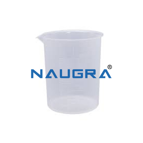 School Lab Polypropylene Beaker