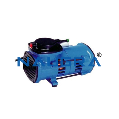 Naugra Lab Vacuum Pump (Oil Free)