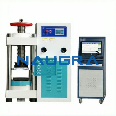3000 kN Compression Testing Machine