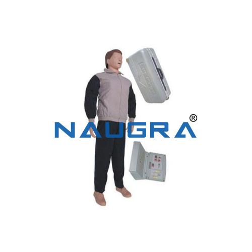 Body Basic CPR Manikin Advanced Along With Printer