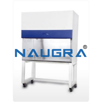 Naugra Lab Vertical Laminar Air Flow Cabinet
