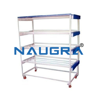 Naugra Lab Tissue Culture Rack