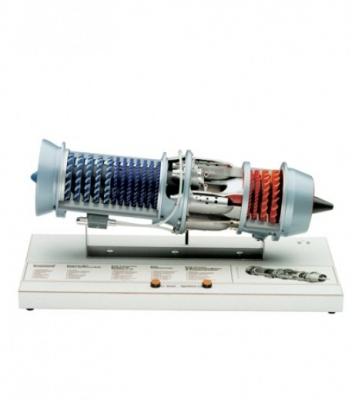 Engine Models Cutaway for Automotive Lab
