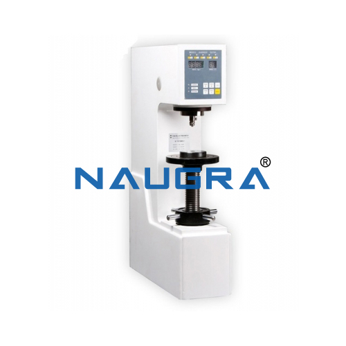 Naugra Brinell Hardness Tester For Metallurgy