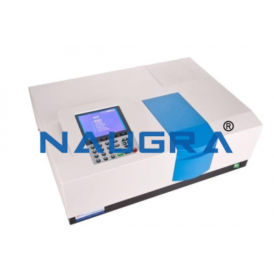 Naugra Lab Double Beam UV-VIS Spectrophotometer