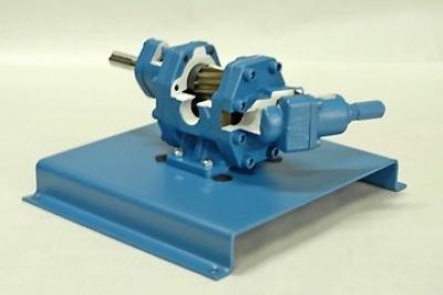 Gear Pump Cutaway
