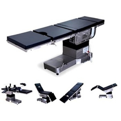 Electric C-Arm Table with Top Slide