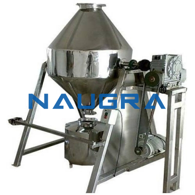 Naugra Lab Double Cone Blender