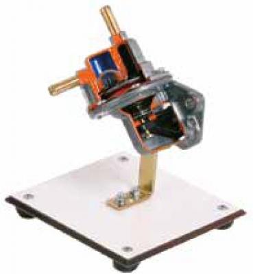 Mechanical Fuel Pump Cutaway