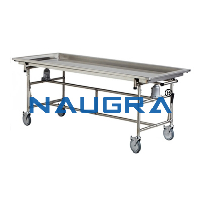 Naugra Lab Embalming Table