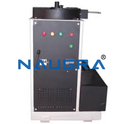 Naugra Spectro Sample Polisher