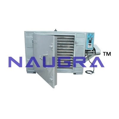 Naugra Lab Tray Dryer