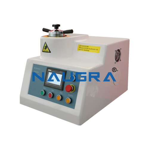Naugra Automatic Mounting Press