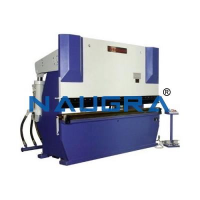 Hydraulic Iron Cutting Bending Press