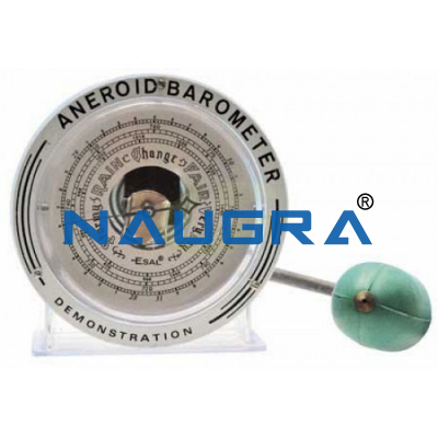 Barometer Demonstration Aneroid