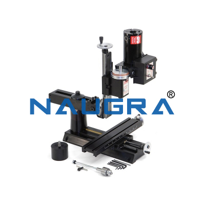 Naugra Lab 8 Directional Vertical Milling