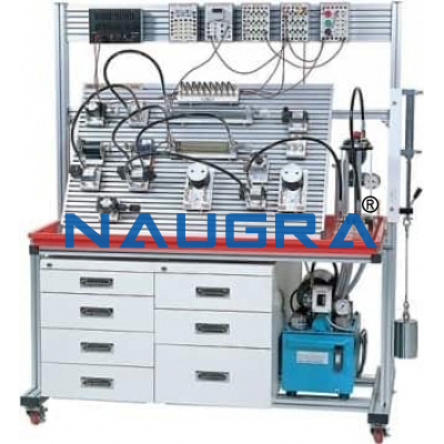 Naugra Lab Hydraulic Trainer Kit