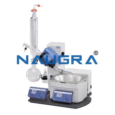 Naugra Lab Rotary Vacuum Evaporator