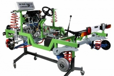 Chassis Diesel Engines Cutaway for Automotive Lab
