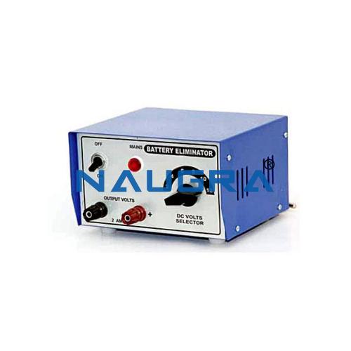 Battery EliminatorEducational Lab Battery Eliminator