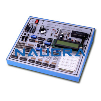 8051 Microcomputer Trainer
