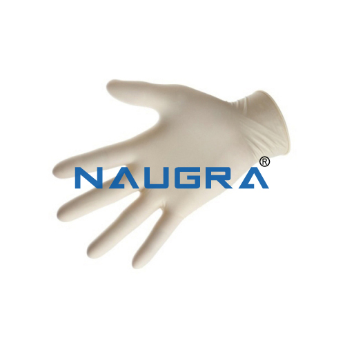Examination Gloves Latex Powder Free, Non Sterile, Disposable