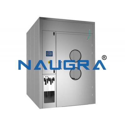 Naugra Lab Fumigation Chamber