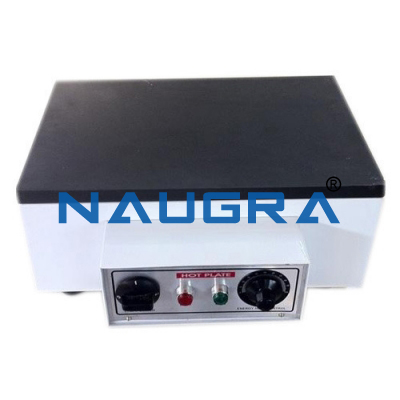 Naugra Lab Hot Plate Rectangular