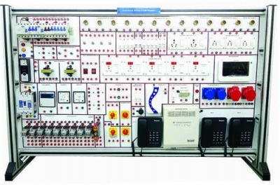 Electrical Machine and Power Lab Electronics Technical Equipment